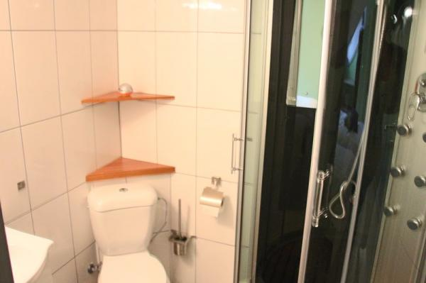 Privaat badkamer