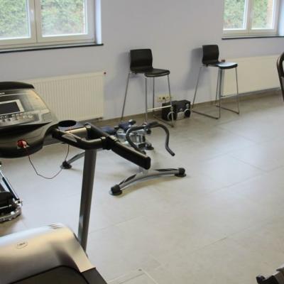 Fitnesszimmer